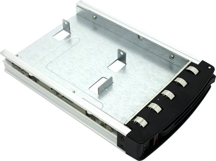 "Адаптер Supermicro Adaptor MCP-220-00080-0B HDD carrier to install 2.5"" HDD in 3.5"" HDD tray (for ca"