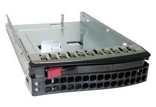 "Адаптер Supermicro Adaptor MCP-220-00043-0N HDD carrier to install 2.5"" HDD in 3.5"" HDD tray (for ca"